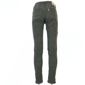Levi's 710 super skinny corduroy pants 29x29